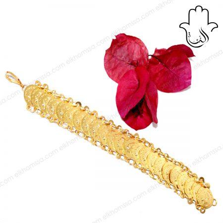 El Khomssa Bracelet Lira