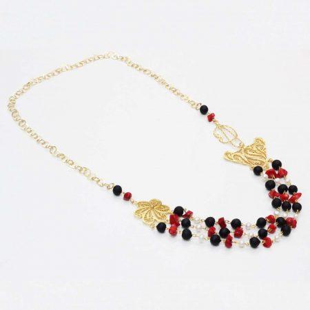Collier Al Jazia - El Khomssa Bijoux & Accessoires Tradtionnels
