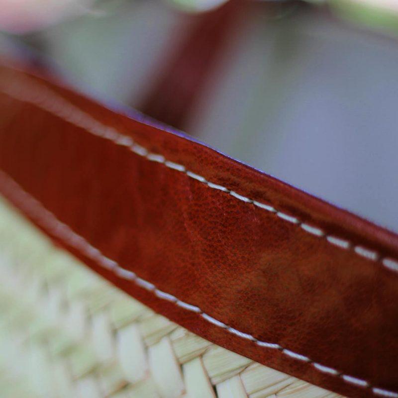 Sac Couffin Khlel - El Khomssa Bijoux et Accessoires Traditionnels
