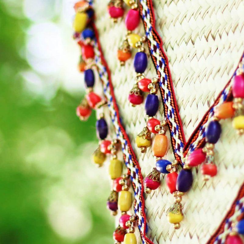 Sac Couffin - El Khomssa Bijoux et Accessoires Traditionnels