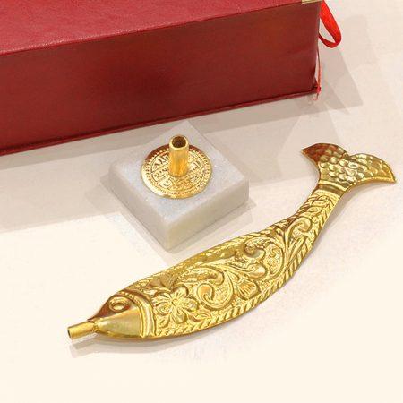 Stylo Mariage Poisson - El Khomssa bijoux et accessoires traditionnels