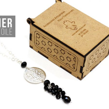 Collier Eliza - El Khomssa Bijoux & Accessoires Tradtionnels