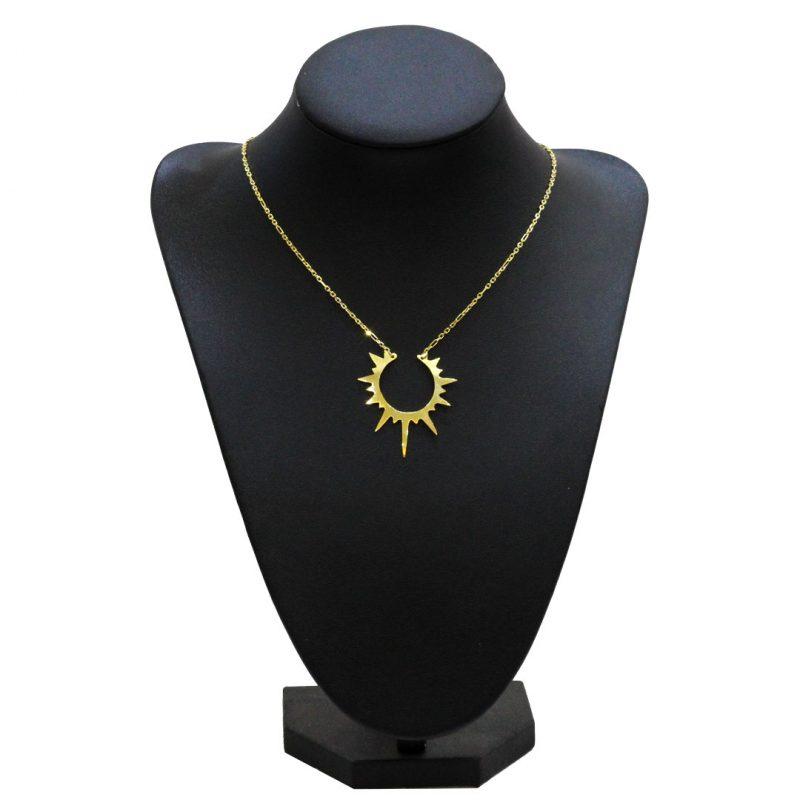 Collier soleil - El Khomssa Bijoux & Accessoires Traditionnels