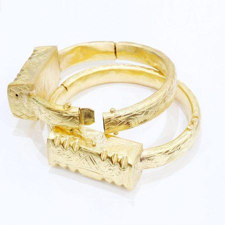 Kholkhal Traditionnel - El Khomssa Bijoux & Accessoires Traditionnels