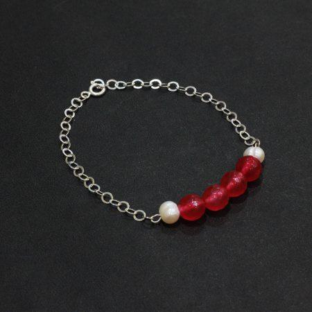 Bracelet flora - El Khomssa Bijoux & Accessoires Traditionnels