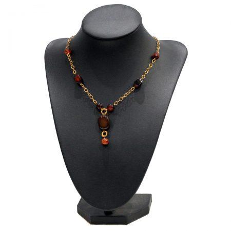 Collier Elza - El Khomssa Bijoux & Accessoires Traditionnels