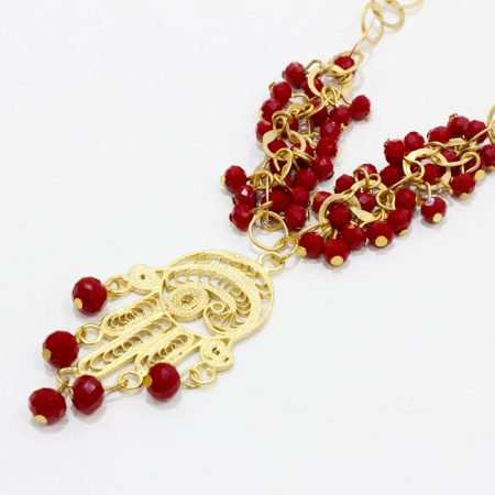 collier Aris - El Khomssa Bijoux & Accessoires Traditionnels
