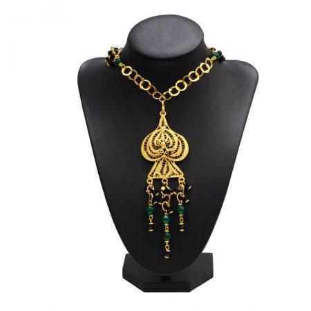 Collier Irru - El Khomssa Bijoux & Accessoires Traditionnels