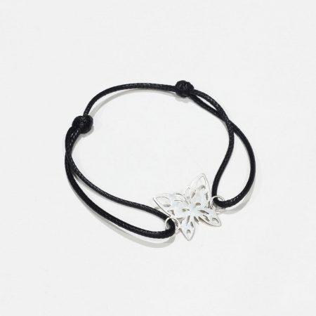 Bracelet Papillon - El Khomssa Bijoux & Accessoires Traditionnels