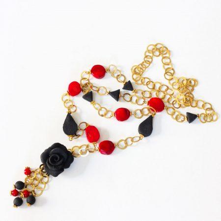 Collier Silia - El Khomssa Bijoux & Accessoires Traditionnels
