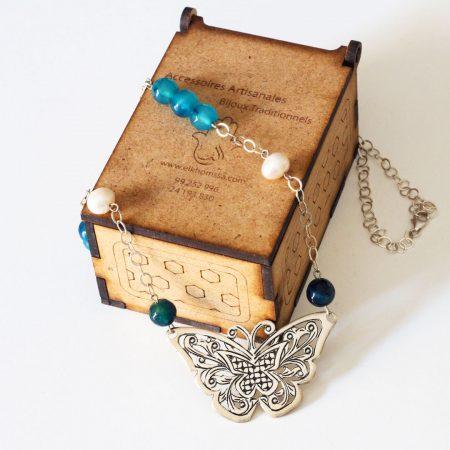 Collier Gaya - El Khomssa Bijoux & Accessoires Traditionnels