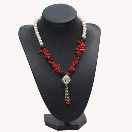 Collier Luna - El Khomssa Bijoux & Accessoires Traditionnels