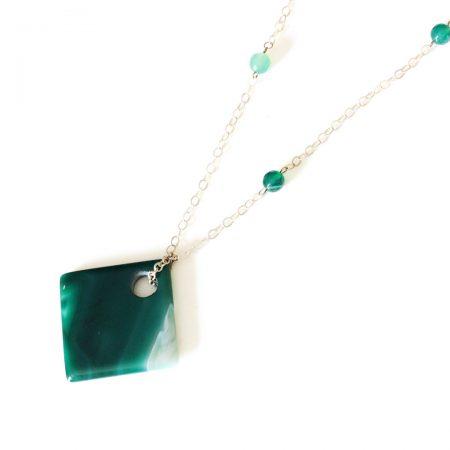Collier Tanarouz - El Khomssa Bijoux & Accessoires Traditionnels