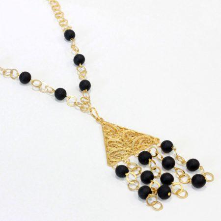 Collier Ghozlen - El Khomssa Bijoux & Accessoires Tradtionnels