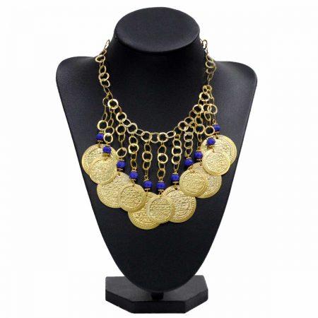 Collier Asil - - El Khomssa Bijoux & Accessoires Tradtionnels