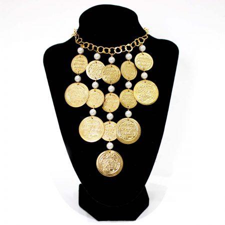 Collier Jana - El Khomssa Bijoux & Accessoires Tradtionnels