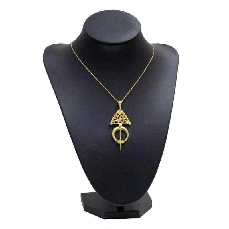 Collier Sofia - El Khomssa Bijoux & Accessoires Tradtionnels