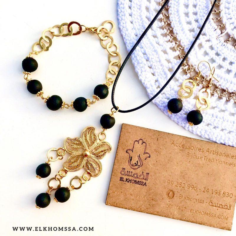 Pack Marguerite - El Khomssa Bijoux & Accessoires Tradtionnels